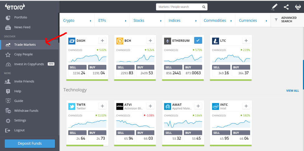 etoro-new-account